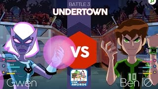 Ben 10 Omniverse: Final Clash - Gwen Proves Magic Is The Best (Cartoon Network Games)