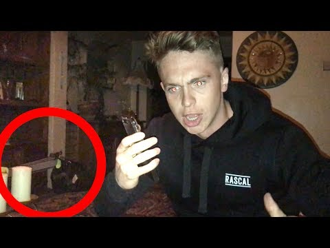 Paranormal activity spotted in old YouTube video