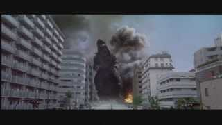 Godzilla Old School Trailer (2014)