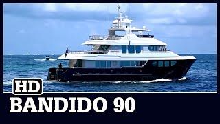 Jade Yachts Bandido 90 | LITTLE BLUE