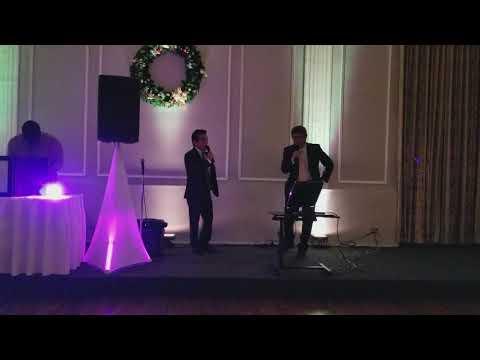 Toyota Boshoku America Christmas Party Karaoke