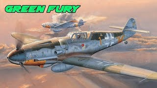 BF 109 F4 - How I fight against TURN FIGHTERS - Tactics - War thunder