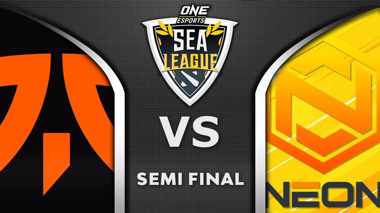 Download FNATIC vs NEON - SEMI FINAL - ONE Esports Dota 2 SEA League Highlights 2020