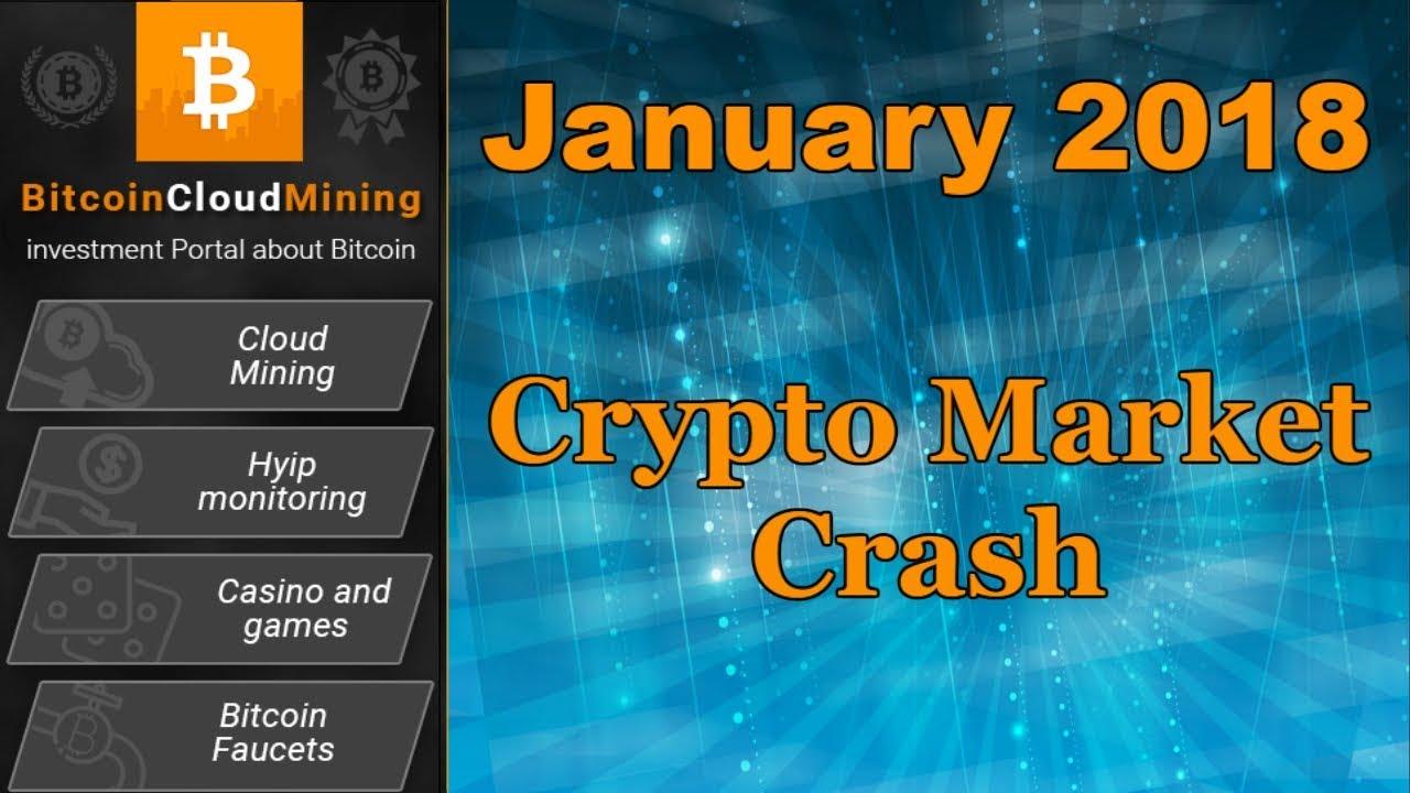 January 2018 Crypto Market Crash. 6 Main Reasons of ...