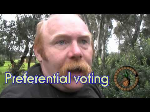 two minute challenge Preferential voting