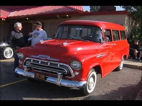 1957 Chevrolet Suburban - YouTube