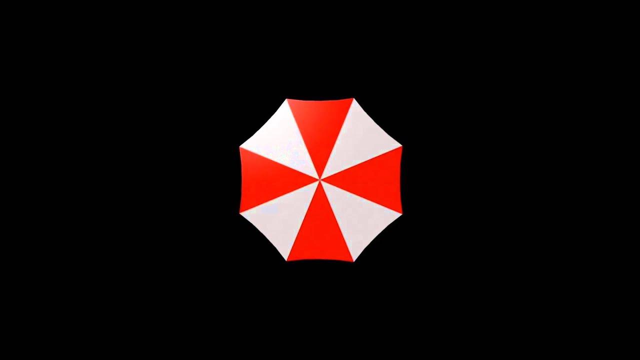 Umbrella Corporation Logo Turntable Youtube
