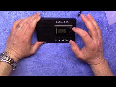 Dreamsky DS 209 AM FM radio review