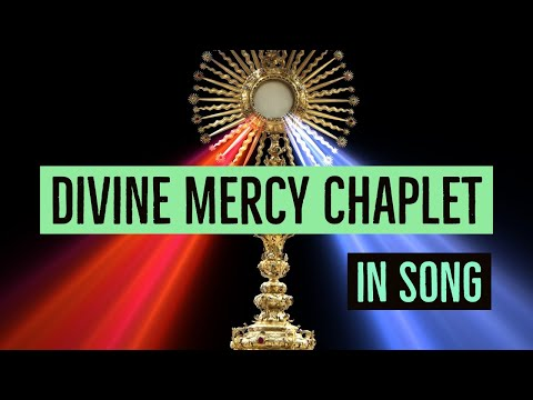 Divine Mercy In Song (Cover)
