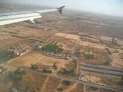 Landing In Tripoli Airport - Libya
