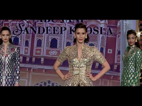 Abu Jani Sandeep Khosla's Fashion Film 'The Golden Door'