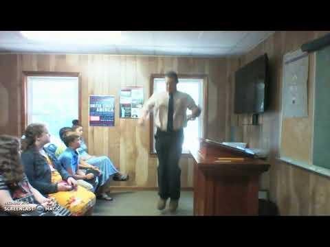 Demonstrative speech com110  How to Safely Escape a Live Power Line  Tim Williamson