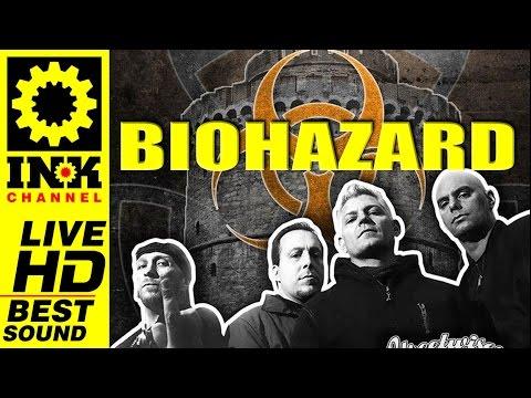 BIOHAZARD Full Concert - Greece 2015
