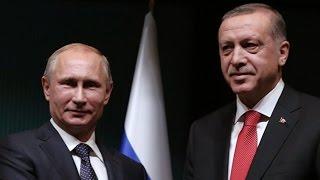 Заявление для прессы Владимира Путина и Реджепа Эрдогана. Полное видео