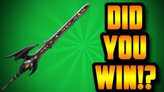 DID YOU WIN THE FREE NIGHTMARE EXOTIC!? (ROBLOX ASSASSIN)