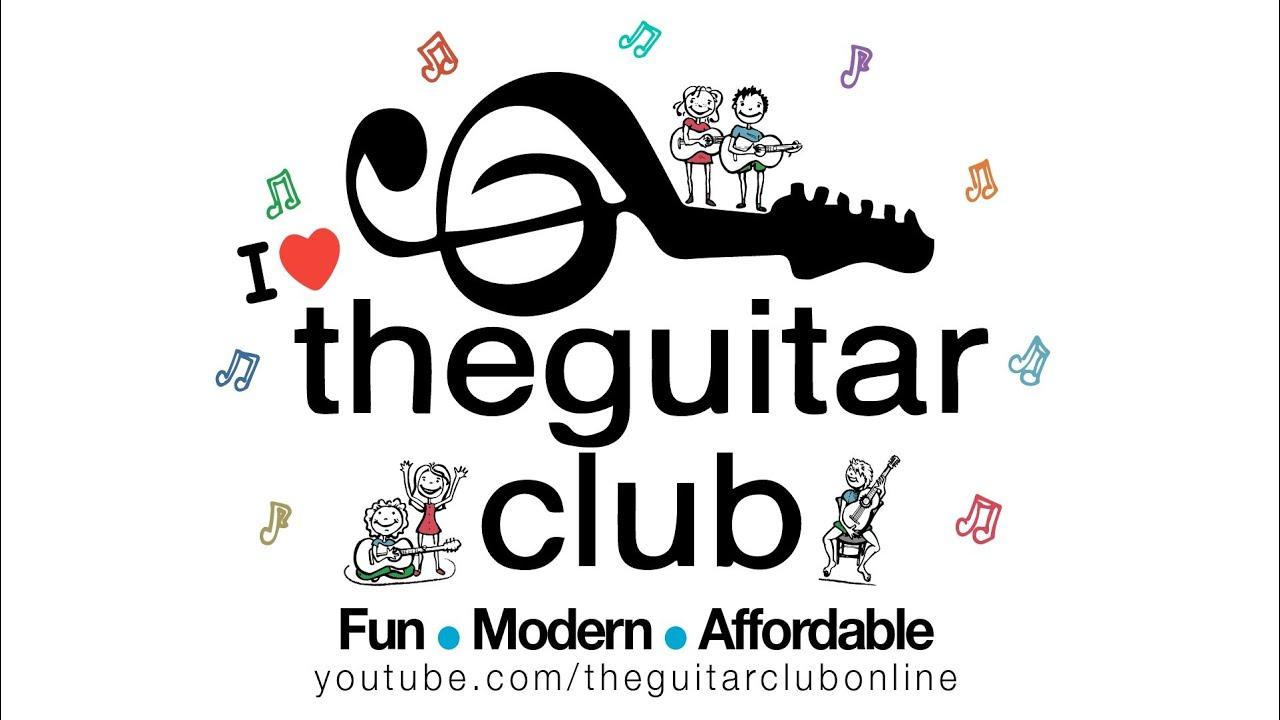 Guitar For Beginners - 5 Easy