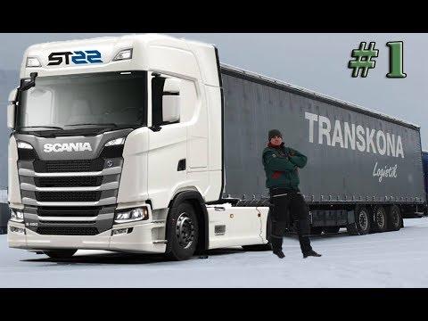 184. Út a Scania-ig 1.rész.