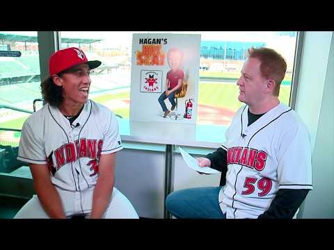 Hagan's Hot Seat: Indians shortstop Cole Tucker