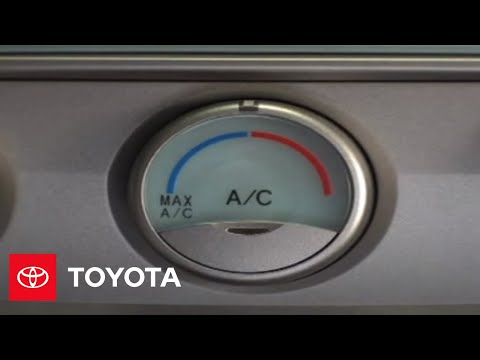 2007 - 2009 Camry How-To: Defogging (CE, LE, SE)   Toyota