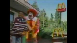 McDonald's Commercials - 1993 to 2002