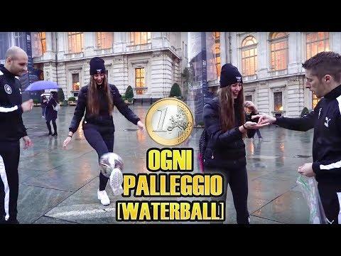 1€ ad ogni PALLEGGIO FATTO con PALLONE d'ACQUA - Torino