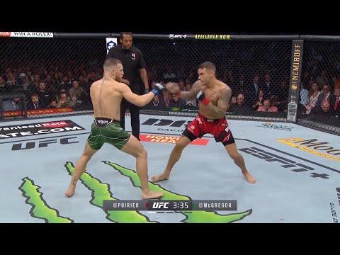Лучшие моменты турнира UFC 264: Порье vs МакГрегор 3