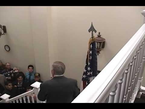 Steve Flanagan Helps Lee Zeldin Launch Senate Campaign