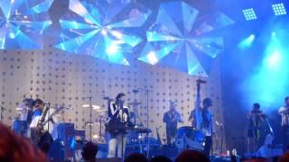 Wake Up - Arcade Fire, Verizon Center, Washington DC. Aug. 17, 2014