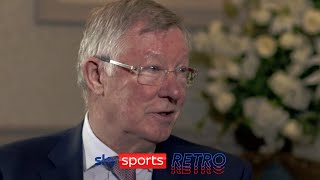 """Man City have made a real coup in getting him"" - Sir Alex Ferguson on Pep Guardiola"