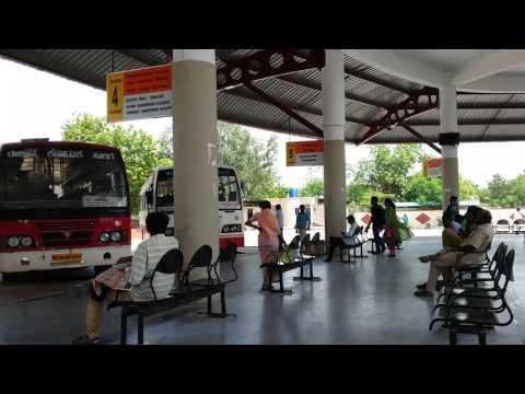 Yadgir: Yadgir (Karnataka) New Bus Stand