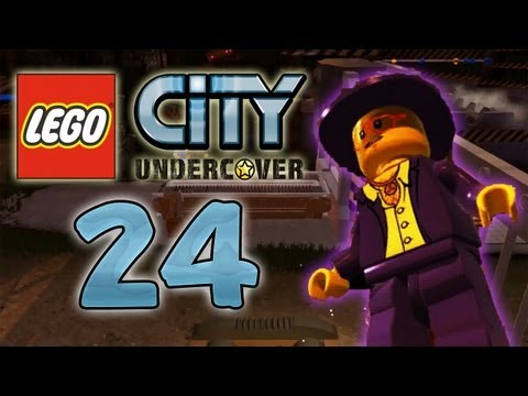Let's Play Lego City Undercover Part 24: Chicer Anzug, Chase!