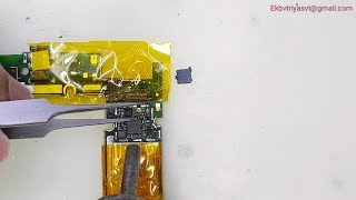 Huawei P8 & P8 lite ALE-L21 No/Greyed WiFi Bluetooth Repair fix IC Hi1101 Replacement