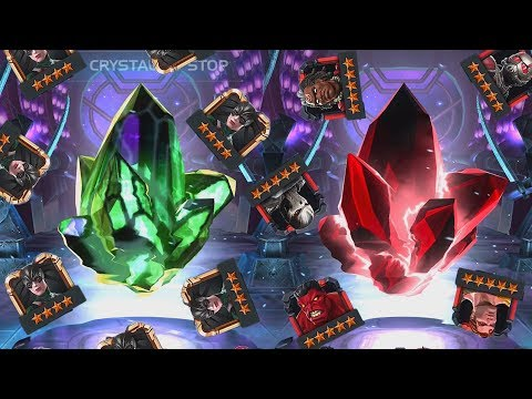 HELA CRYSTAL plus 5 STAR CRYSTAL OPENING | Marvel Contest of Champions Crystal Opening