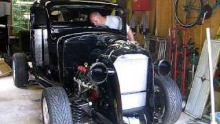 1937 chevy truck first start 5 3l truck engine with gm ls1 hot cam