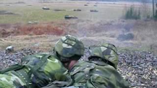 KSP58 / FN MAG / M240 Sweden