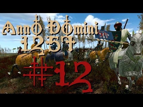[S1E12] Anno Domini 1257 | Warband Mod | The Hafsid War
