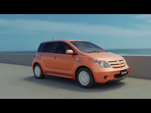 Car cgi visual effects by Atlantis Creative Studios