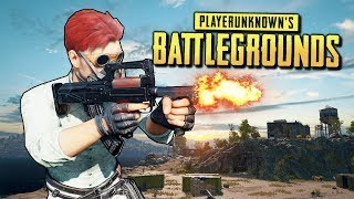 УНИЧТОЖИЛИ СЕРВЕР! НОВЫЙ АВТОМАТ ОЦ-14 ГРОЗА В PLAYERUNKNOWN'S BATTLEGROUNDS