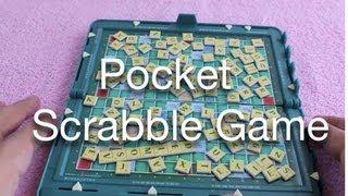Pocket Scrabble Game