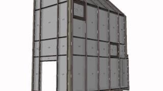 Проектирование светопрозрачных конструкций(Витраж в программе ALUM3D. Сайт приложения http://alum3d.azurewebsites.net., 2013-11-18T10:19:31.000Z)