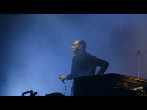 Hurts Live at Summer Days Festival 2016 Switzerland: Intro with Some kind if Heaven