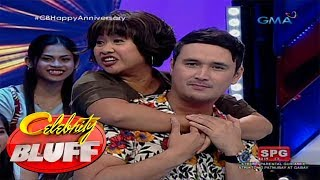 Celebrity Bluff: Sharing is caring!