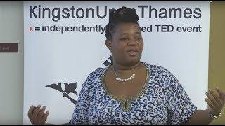 Mr. Lorraine: Life With a Man's Voice | Lorraine Chademunhu | TEDxKingstonUponThamesSalon