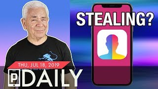 Face App could be STEALING your PHOTOS...