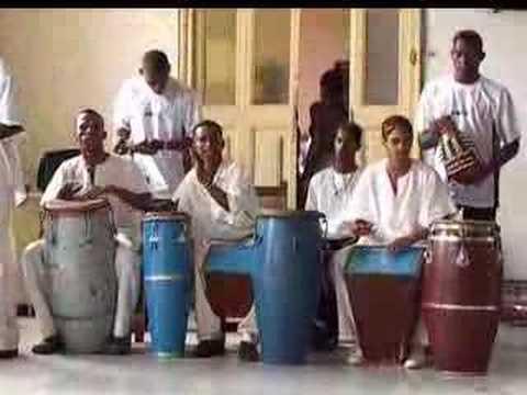 Rumba-Yambu Stg de Cuba