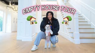 EMPTY HOUSE TOUR!!