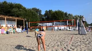 Финал пляжный волейбол чемпионата СНГ среди смешанных команд 2013