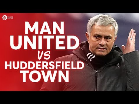 Manchester United vs Huddersfield Town LIVE PREVIEW!