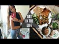 DAY IN THE LIFE VLOG // Therapy, Vegan Food Haul, Travel Planning & A Concert!