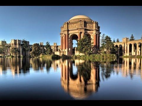 UNESCO World Wonders Palace of Fine Arts San Francisco